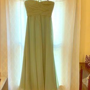 Ralph Lauren Formal Gown-Seafoam Green